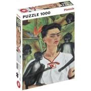 Puzzle - Frida Kahlo - Autoportrait - 1000 pièces