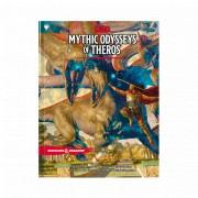 D&D - Mythic Odysseys of Theros