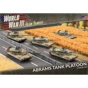 Team Yankee  - Abrams Tank Platoon