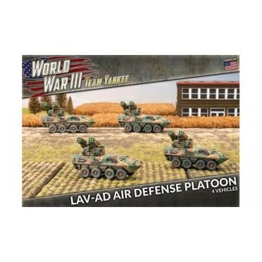 Team Yankee - LAV-AD Air Defense Platoon