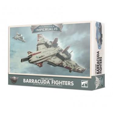 Aeronautica Imperialis: T'au Air Caste Barracuda Fighters