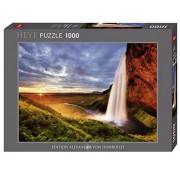 Puzzle - Waterfall - 1000 pièces