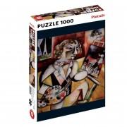 Puzzle - Chagall - Autoportrait - 1000 pièces