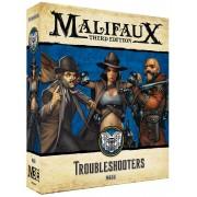 Malifaux 3E - Arcanists - Troubleshooters