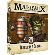 Malifaux 3E - Bayou - Terror in a Barrel