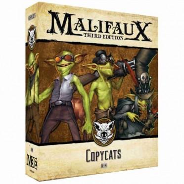 Malifaux 3E - Bayou - Copycats