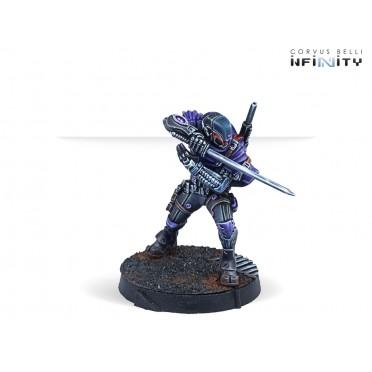 Infinity - Mercenaries - Kunai Solutions Ninjas