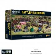 Bolt Action - Battlefield Debris
