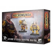 Necromunda : Slave Ogryn - Tactics Cards