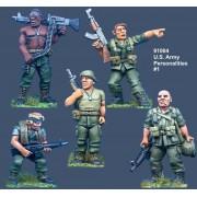 Black Sun - US Army Personalities 1