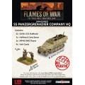 Flames of War - Armoured SS Panzergrenadier Company HQ 1