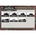 Flames of War - Armoured SS Panzergrenadier Company HQ 7