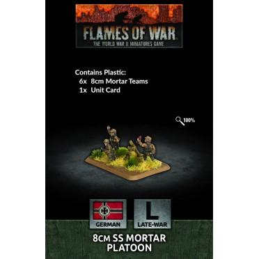 Flames of War - 8cm SS Mortar Platoon