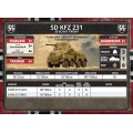 Flames of War - SdKfz 231 SS Scout Troops 5