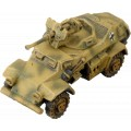 Flames of War - SdKfz 221 and 222 SS Scout Troop 3