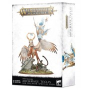 Age of Sigmar : Lumineth Realm-Lords - Archmage Teclis et Celennar, Spirit of Hysh