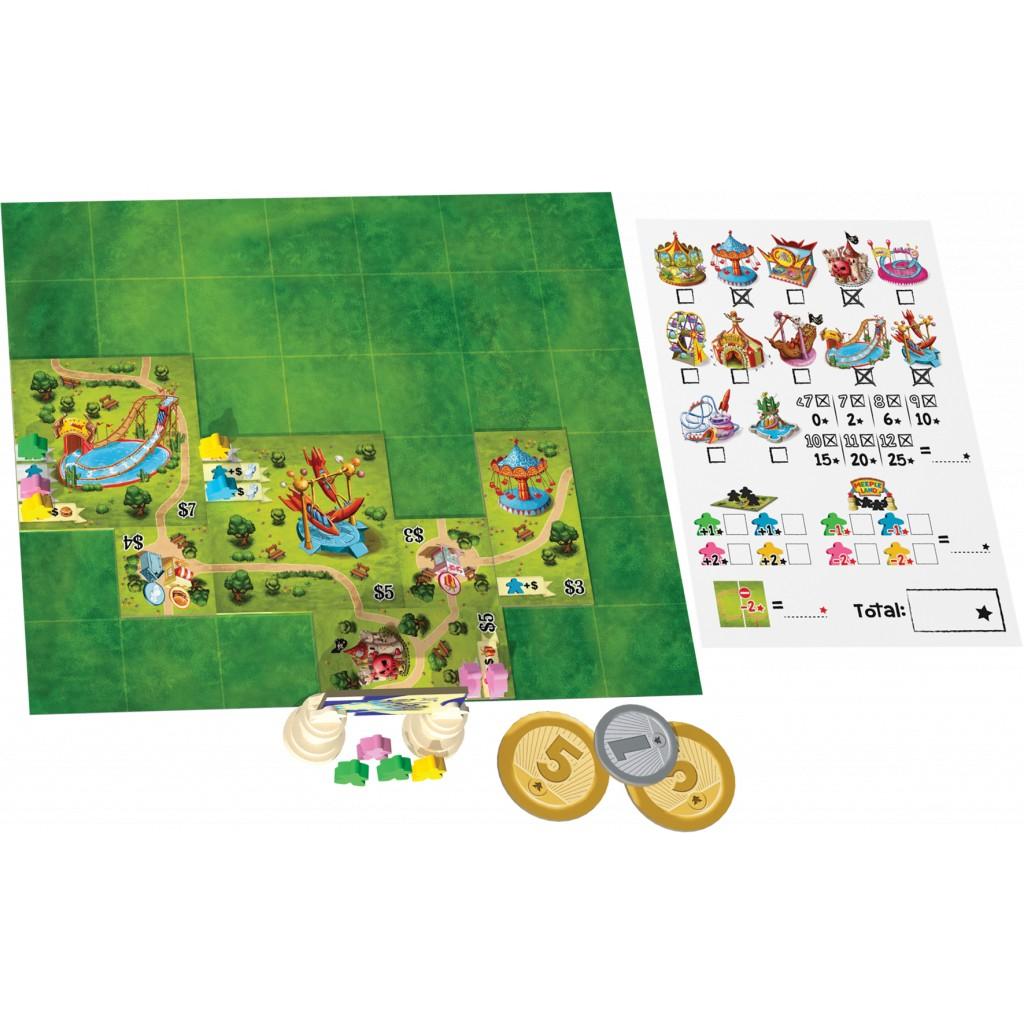 Acheter Meeple Land - Jeux de société - Blue Orange