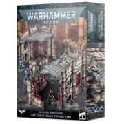 W40K : Battlezone Manufactorum - Sub-Cloister and Storage Fane