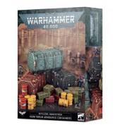 W40K : Battlezone Manufactorum - Munitorum Armoured Containers