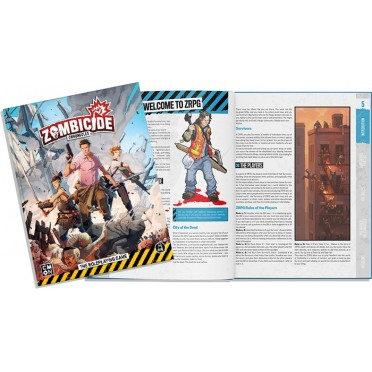 Zombicide Chronicles - The Roleplaying Game