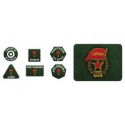 Flames of War - Soviet Guards Tokens and Objectives