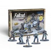 Fallout: Wasteland Warfare - Enclave Core Box