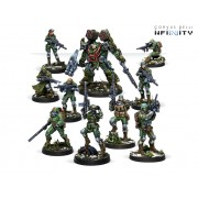 Infinity - Ariadna - Tartary Army Corps Action Pack