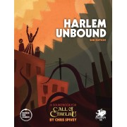 Call of Cthulhu - Harlem Unbound 2nd edition
