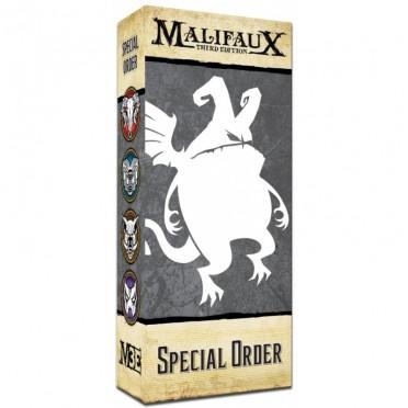 Malifaux 3E - Neverborn - Aversions