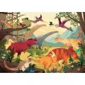 Puzzle - Jurassique - 100 Pièces 1