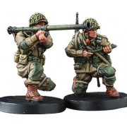 """1-48 Tactic - US Army 101st Airborne Division - M9A1 """"Bazooka"""" Team"""