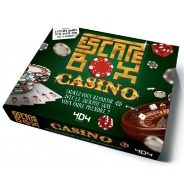 Escape Box : Casino