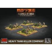 Flames of War - Heavy Tank-Killer Company