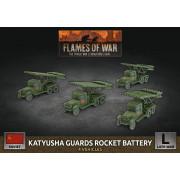 Flames of War - Katyusha Guards Rocket Battery
