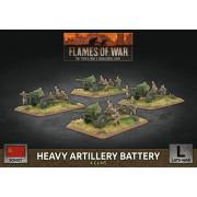 Flames of War - 152mm Artillery Battery