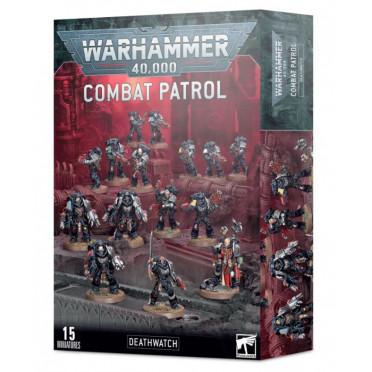 W40K : Adeptus Astartes - Deathwatch Combat Patrol