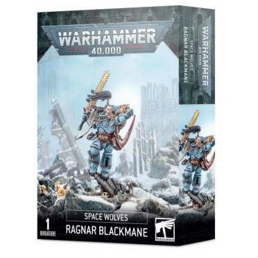 W40K : Adeptus Astartes - Space Wolves Ragnar Blackmane