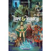 Lore & Legacy - Livret de Découverte