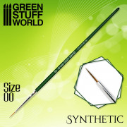 Green Séries : Pinceau Synthétique - 00