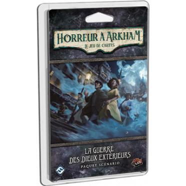 Horreur à Arkham : Le Jeu de Cartes - La Guerre des Dieux Extérieurs