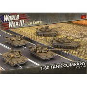 Team Yankee - T-80 Tank Company