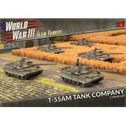 Team Yankee - T-55AM Tank Company