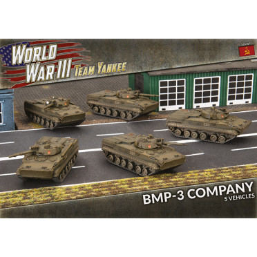 Team Yankee - BMP-3 Company