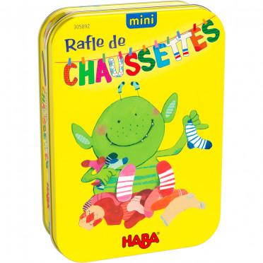 Mini Rafle de Chaussettes