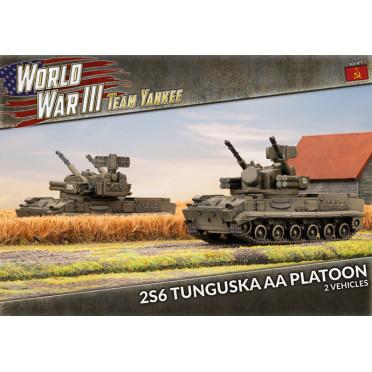Team Yankee - 2S6 Tunguska AA Platoon