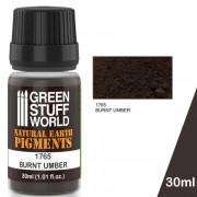 Pigments Burnt Umber