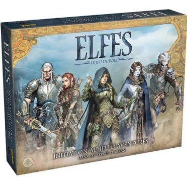 Elfes - Initiation au Jeu d'Aventures dans les Terres d'Arran