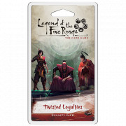 Legend of the Five Rings- The Card Game : Twisted Loyalties