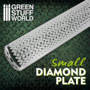 Rouleau texturé - Feuille Diamant - Petit