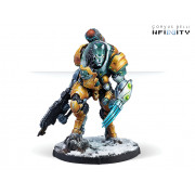 Infinity - Yu Jing - Blue Wolf Mongol Cavalry (TAG)